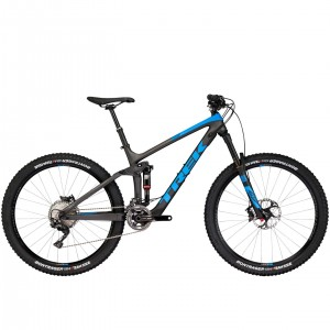 "TREK REMEDY 9.8 27.5 19.5"" BK-BL 2017 SALE"