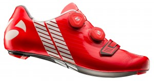 BUTY BONTRAGER XXX ROAD 41 RED