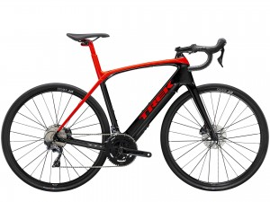 ROWER TREK DOMANE +LT 56CM RED-BLACK 2020 DEMO