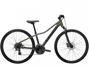 ROWER TREK DUAL SPORT 1 S WOMAN GREY 2021