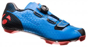 BUTY BONTRAGER CAMBION MEN'S 42 ELECTRIC BLUE