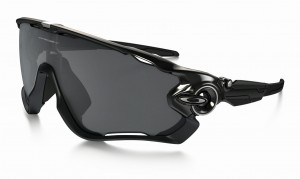 OKULARY OAKLEY JAWBREAKER POLISHED BLACK/  BLACK IRIDIUM