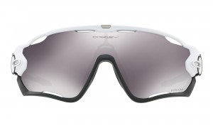 OKULARY OAKLEY JAWBREAKER POLISHED WHITE/PRIZM BLACK