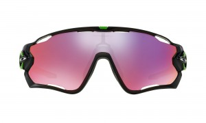 OKULARY OAKLEY JAWBREAKER POLISHED BLACK / PRIZM ROAD CAVENDISH EDITION