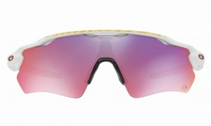 OKULARY OAKLEY RADAR EV PATH TDF MATTE WHITE/PRIZM ROAD