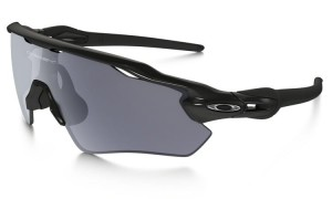 OAKLEY RADAR EV PATH POLISHED BLACK / GRAY